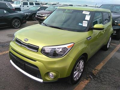Used KIA SOUL 2018 MIAMI +