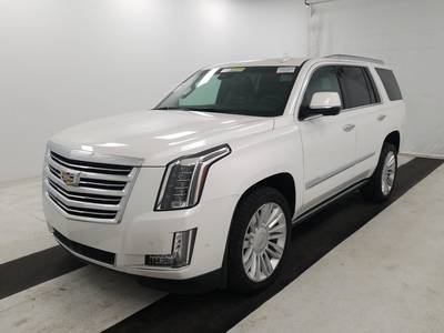 Used CADILLAC ESCALADE 2017 MIAMI PLATINUM