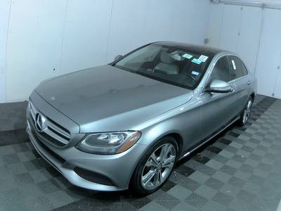 Used MERCEDES-BENZ C-CLASS 2015 HOLLYWOOD C 300