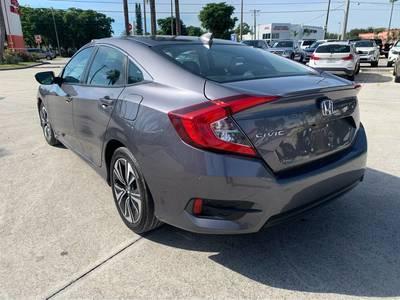 Used Honda Civic-Sedan 2016 WEST PALM EX-T