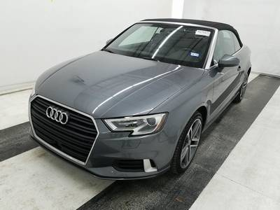 Used AUDI A3-CABRIOLET 2017 WEST PALM PREMIUM
