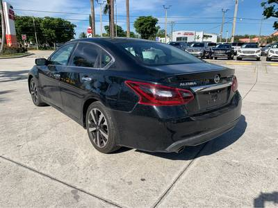 Used Nissan Altima 2018 WEST PALM 2.5 SR