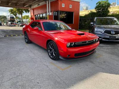 Used DODGE Challenger 2019 HOLLYWOOD