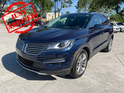 Used Lincoln MKC 2017 WEST PALM SELECT