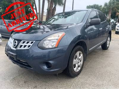 Used Nissan Rogue-Select 2015 WEST PALM S
