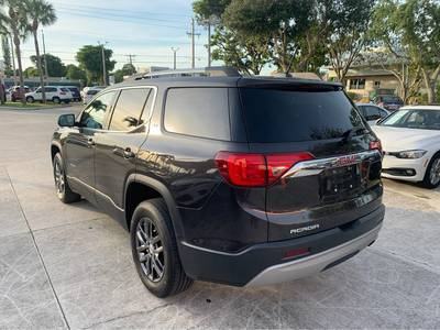 Used GMC Acadia 2017 WEST PALM SLT