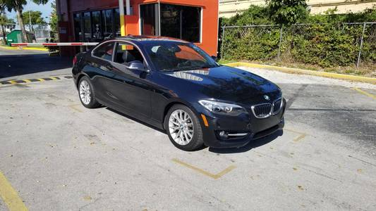 Used BMW 2-SERIES 2016 MARGATE 228I