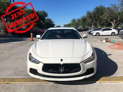 Used Maserati Ghibli 2016 Margate