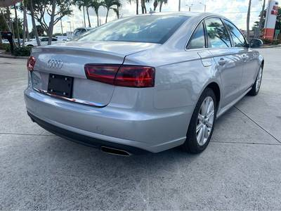 Used Audi A6 2016 WEST PALM 2.0T PREMIUM