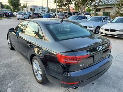Used Audi A4 2017 WEST PALM ULTRA PREMIUM