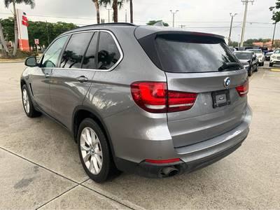 Used BMW X5 2016 WEST PALM SDRIVE35I