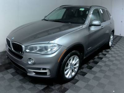 Used BMW X5 2016 WEST PALM SDRIVE35I