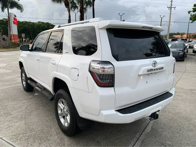 Used Toyota 4Runner 2015 WEST PALM SR5