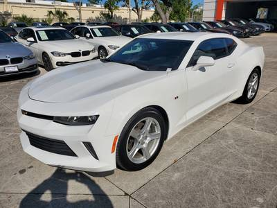 Used CHEVROLET CAMARO 2017 WEST PALM 1LS