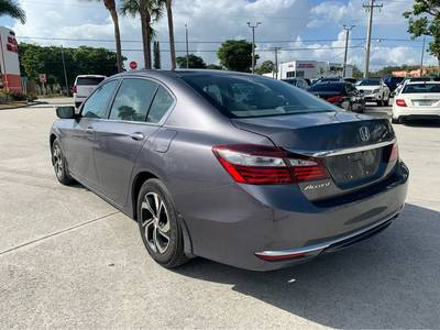 Used Honda Accord-Sedan 2017 WEST PALM LX