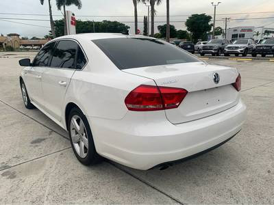 Used Volkswagen Passat 2015 WEST PALM 1.8T LIMITED EDITION
