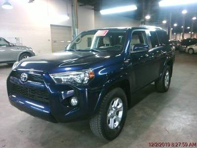 Used TOYOTA 4runner-4x4 2017 MIAMI SR5