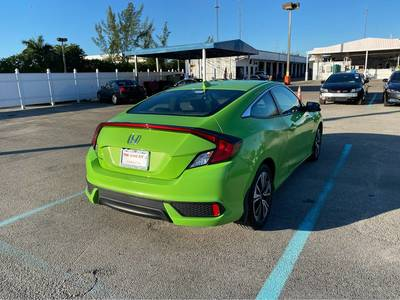Used Honda Civic-Coupe 2016 MIAMI EX-L