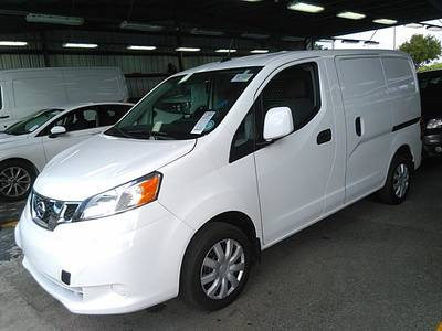Used NISSAN NV200 2015 MIAMI SV