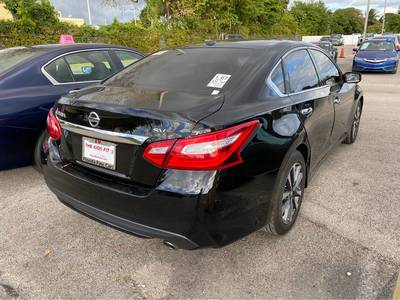 Used Nissan Altima 2017 MIAMI 2.5 SV