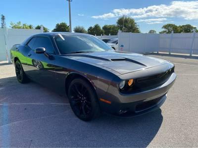 Used Dodge Challenger 2018 MIAMI SXT