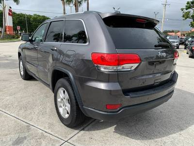 Used Jeep Grand-Cherokee 2017 WEST PALM LAREDO