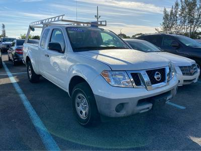 Used Nissan Frontier 2016 MIAMI S