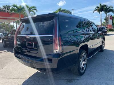 Used Cadillac Escalade-ESV 2016 MIAMI LUXURY COLLECTION