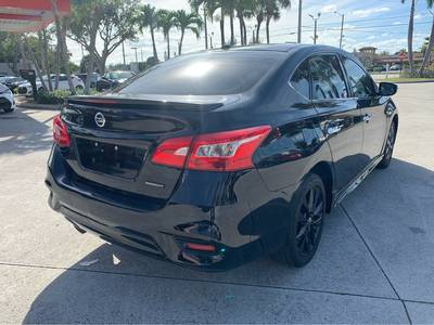 Used Nissan Sentra 2018 WEST PALM SR