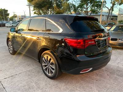 Used Acura MDX 2016 WEST PALM TECH
