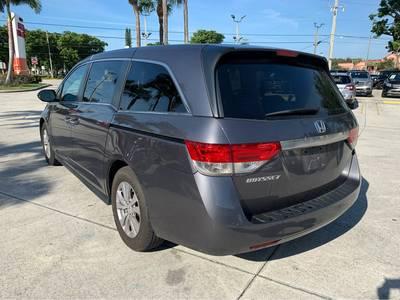 Used Honda Odyssey 2017 WEST PALM EX-L