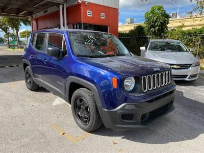 Used Jeep Renegade 2017 MIAMI SPORT