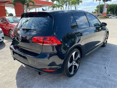Used Volkswagen Golf-GTI 2016 WEST PALM SE
