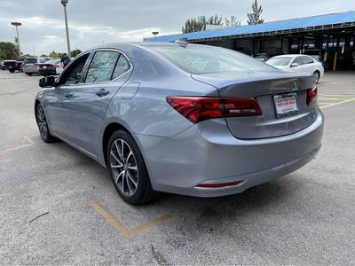 Used Acura TLX 2016 MARGATE V6 TECH