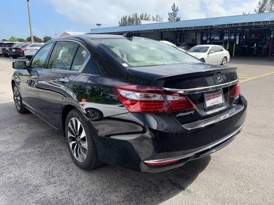 Used Honda Accord-Hybrid 2017 MIAMI EX-L