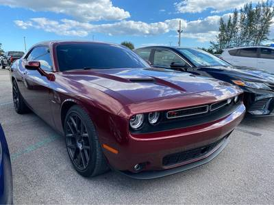 Used DODGE CHALLENGER 2018 MARGATE T PLUS
