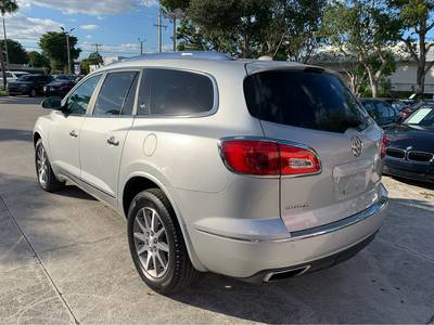 Used Buick Enclave 2017 WEST PALM CONVENIENCE