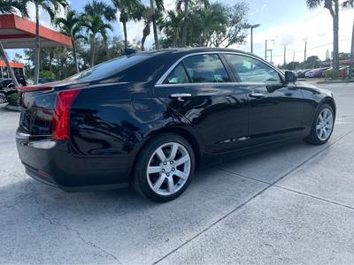 Used Cadillac ATS-Sedan 2016 WEST PALM STANDARD RWD