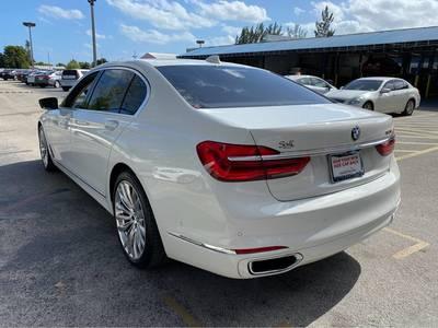 Used BMW 7-Series 2016 MIAMI 750I