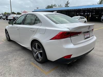 Used Lexus IS 2017 MIAMI IS 300