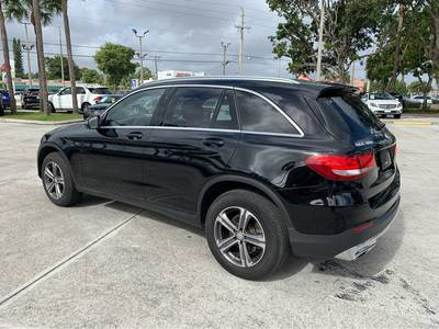 Used MERCEDES-BENZ GLC 2016 WEST PALM GLC 300