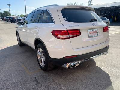 Used MERCEDES-BENZ GLC 2017 MIAMI GLC 300