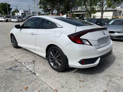 Used Honda Civic-Coupe 2019 WEST PALM EX