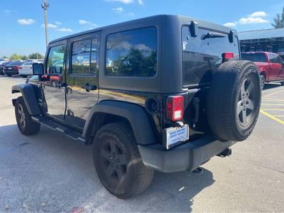 Used Jeep Wrangler-Unlimited 2016 MIAMI SPORT