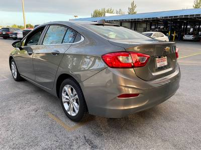 Used Chevrolet Cruze 2019 MARGATE LT