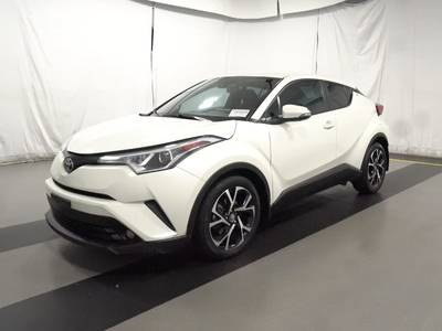 Used TOYOTA C-HR 2018 MIAMI XLE
