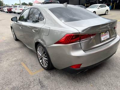 Used Lexus IS 2017 MARGATE IS TURBO