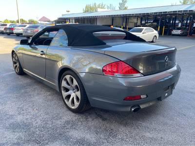 Used BMW 6-Series 2006 MIAMI 650CI
