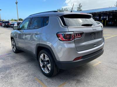 Used Jeep Compass 2019 MARGATE LIMITED