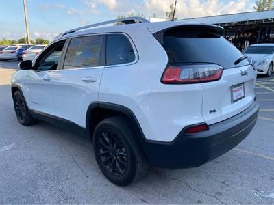 Used Jeep Cherokee 2019 MIAMI LATITUDE